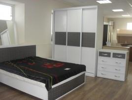 Типовые варианты спален