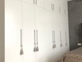 Система хранения для спальной комнаты
